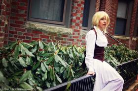 Historia Reiss / Christa Renz from Attack on Titan worn by Sapphire