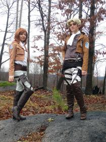 Petra Ral from Attack on Titan worn by Sapphire
