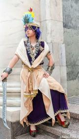 Sinbad from Magi Labyrinth of Magic worn by Athel