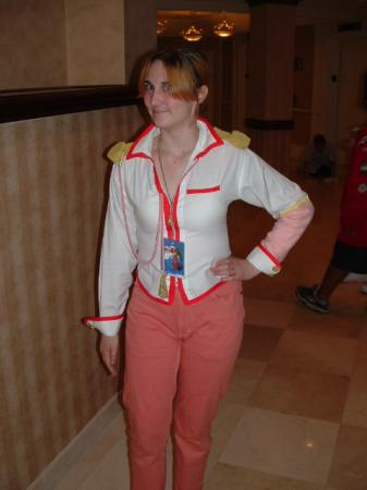 Juri Arisugawa from Revolutionary Girl Utena worn by Kamilla
