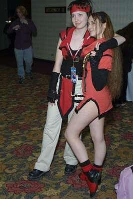 Millia Rage from Guilty Gear worn by Kamilla