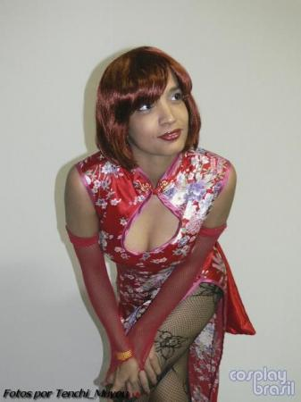 Anna Williams from Tekken 6