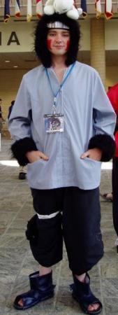 Kiba Inuzuka from Naruto worn by Xais