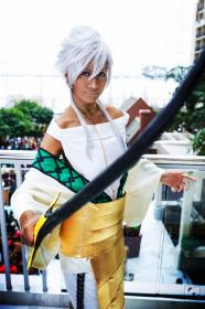 Sharrkan from Magi Labyrinth of Magic worn by TONICNebula
