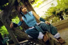Korra from Legend of Korra, The worn by TONICNebula