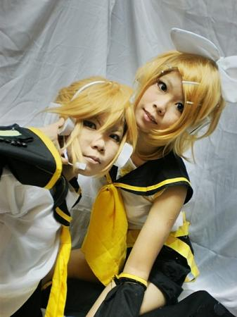 Kagamine Rin from Vocaloid 2