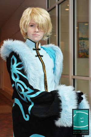 Fai D. Flowright / Yuui from Tsubasa: Reservoir Chronicle worn by Digit