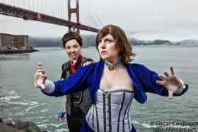 Elizabeth from Bioshock Infinite worn by Faraday