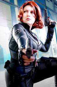 Black Widow - Natalia Romanova from Avengers, The worn by Faraday