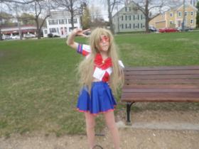 Sailor V from Codename: Sailor V worn by Rachel