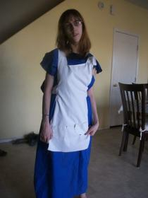 Alice from Alice: Madness Returns worn by Rachel
