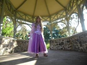 Rapunzel from Tangled worn by Rachel