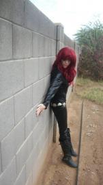 Black Widow from Marvel Comics worn by Rachel