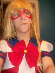 Sailor V from Sailor Moon worn by Rachel