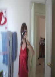 Aeris / Aerith Gainsborough from Final Fantasy VII worn by Rachel