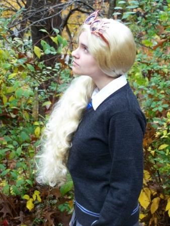 Luna Lovegood from Harry Potter worn by Misty Autumn