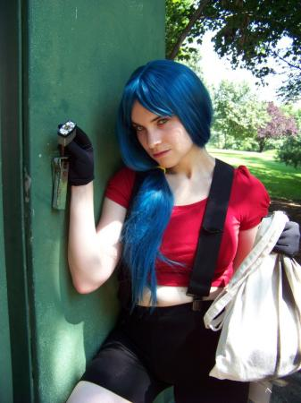 Kiyone from Tenchi Muyo worn by Misty Autumn
