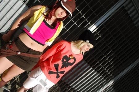 Shiki from The World Ends With You worn by Bearer_Of_Darkness