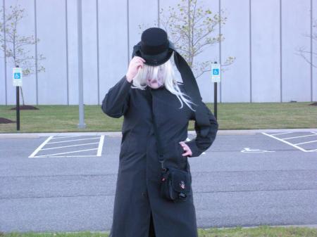 Undertaker from Black Butler worn by Shyala