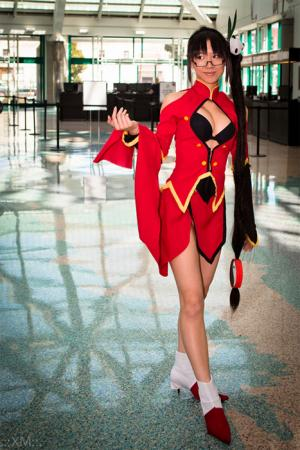 Litchi Faye-Ling from BlazBlue: Calamity Trigger worn by ArtisticAnarchy