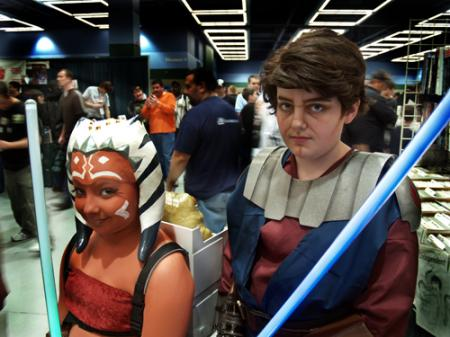 Ahsoka Tano from Star Wars: The Clone Wars