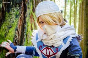 Sheik from Super Smash Bros. Brawl worn by Seifer-sama