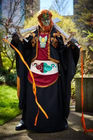 Ganondorf from Legend of Zelda: The Wind Waker