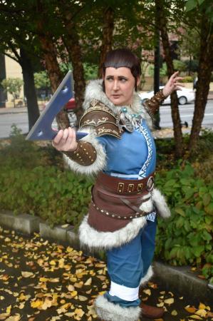 Sokka from Avatar: The Last Airbender
