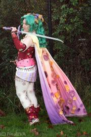 Terra Branford from Final Fantasy VI worn by Seifer-sama