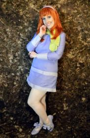 Daphne Blake from Scooby Doo worn by Seifer-sama