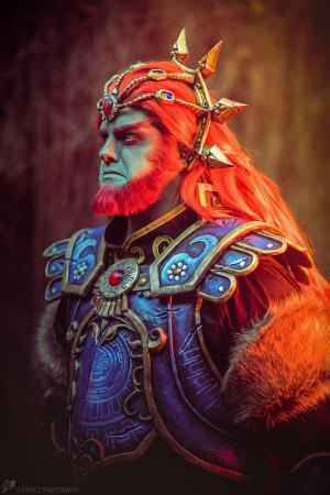Ganondorf from Legend of Zelda: Hyrule Warriors