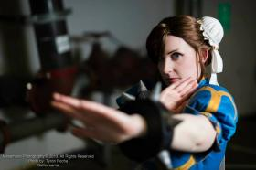 Chun Li from Street Fighter II worn by Seifer-sama