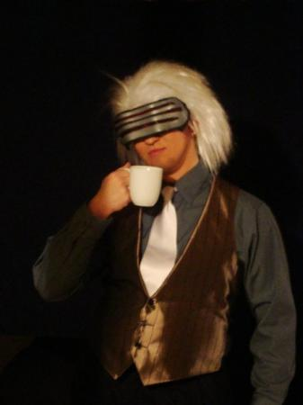 Godot from Phoenix Wright: Trials and Tribulations