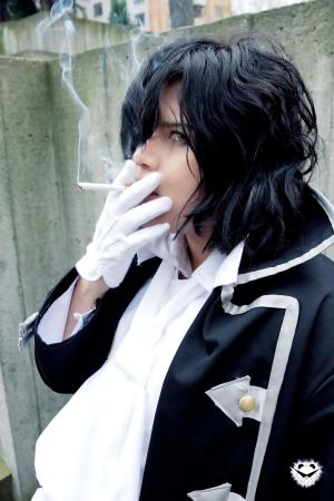 Gilbert Nightray (Raven) from Pandora Hearts worn by Heimdall