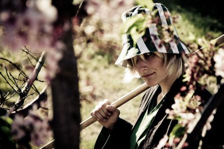 Kisuke Urahara from Bleach worn by Vash_Fanatic