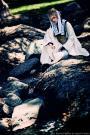 Genjo Sanzo from Saiyuki worn by Vash_Fanatic