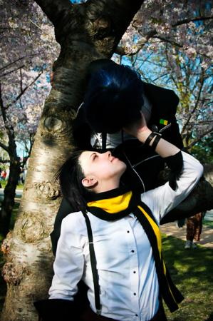 Ryoji Mochizuki from Persona 3 worn by ZiPPY