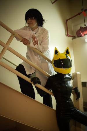 Shinra Kishitani from Durarara!! worn by ZiPPY