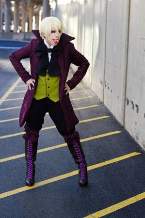 Alois Trancy from Black Butler worn by ZiPPY
