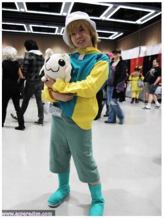 Takeru TK Takaishi from Digimon Adventure 02
