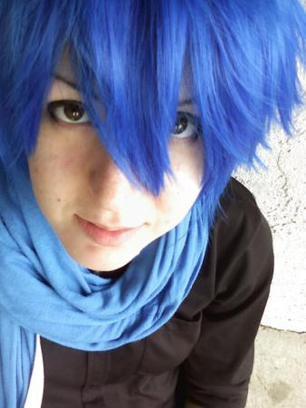 Kaito from Vocaloid worn by HarajukuMonae