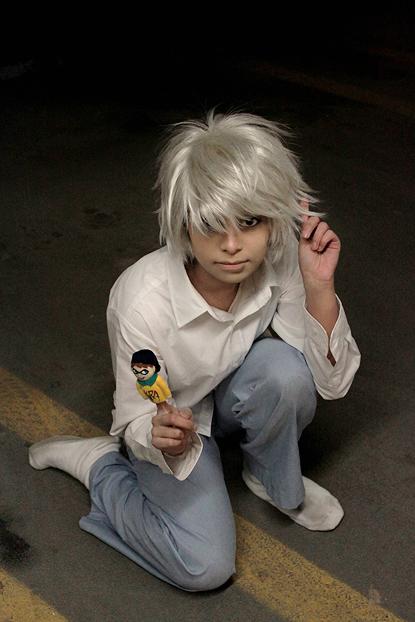 Near - Death Note Cosplay by RizaHawkeyefma on deviantART |Near Death Note Cosplay