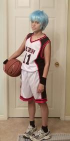 Kuroko Tetsuya from Kuroko's Basketball worn by QuantumDestiny