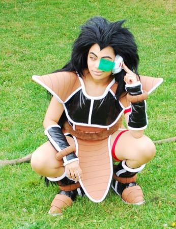 Raditz from Dragonball Z
