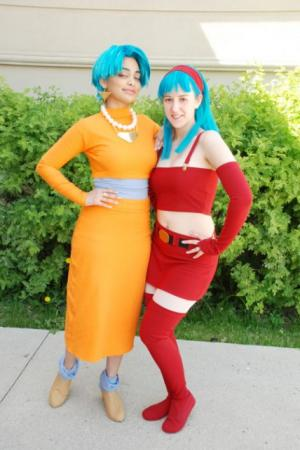 Bulma Briefs from Dragonball GT
