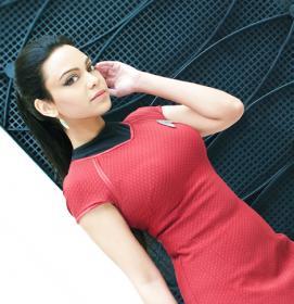 Nyota Uhura from Star Trek worn by Glay
