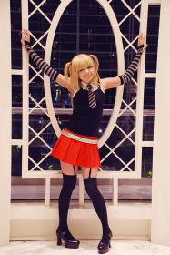 Amane Misa from Death Note worn by Glay