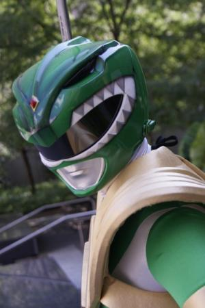 Green Ranger from Mighty Morphin' Power Rangers