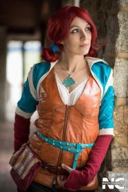 Triss Merigold from The Witcher Series worn by ValNika