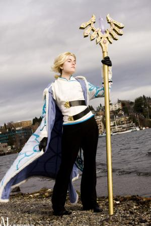 Fai D. Flowright / Yuui from Tsubasa: Reservoir Chronicle worn by Brette